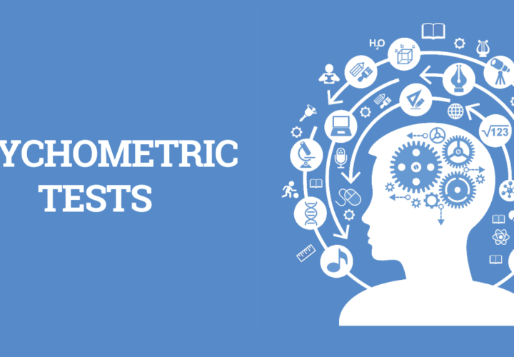 Psychometric tests: A scientific way to identify courses for a successful career