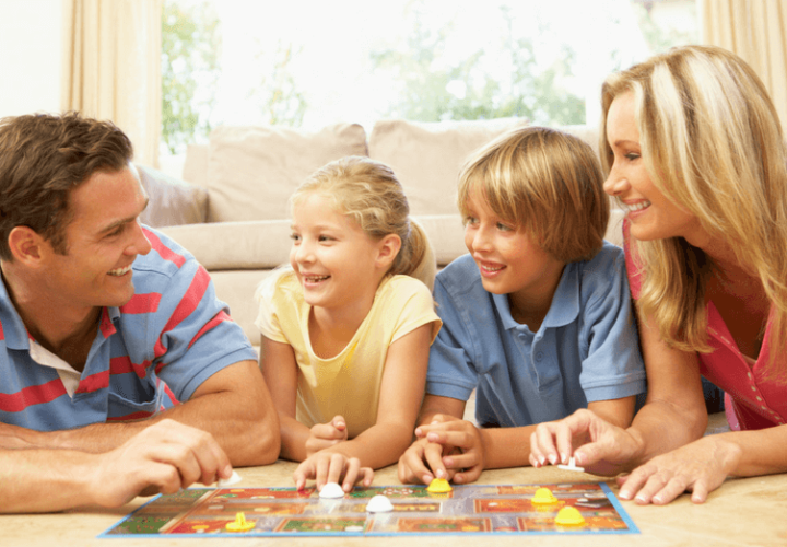 5 best game ideas to play with your family