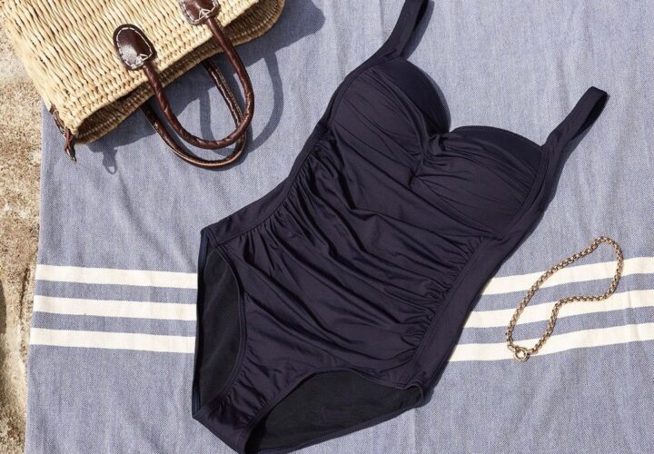Never Feel Conscious in Your Swimwear Again