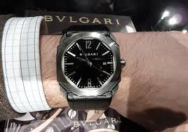4 Bvlgari Men's Watches For That Modern Look