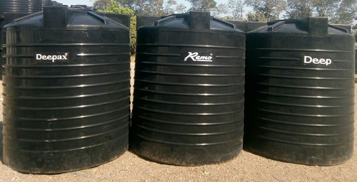 Water storage tanks – A necessity