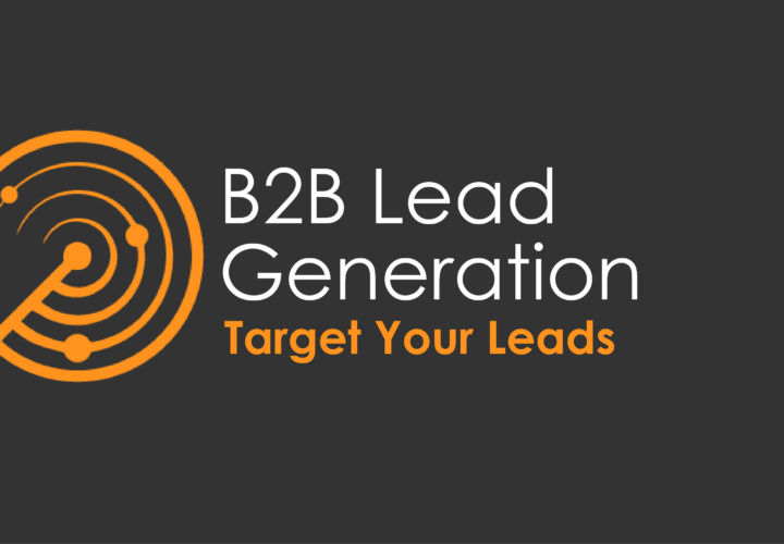 Services Of A B2B Lead Generation Agency