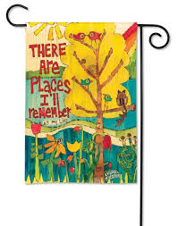 Demonstrate Your Personality with Custom Garden Flags
