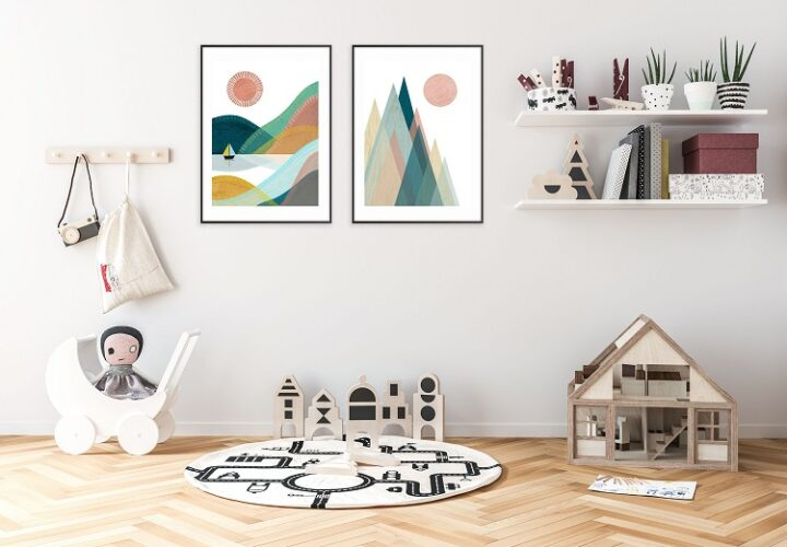 The best mountain posters for your home décor