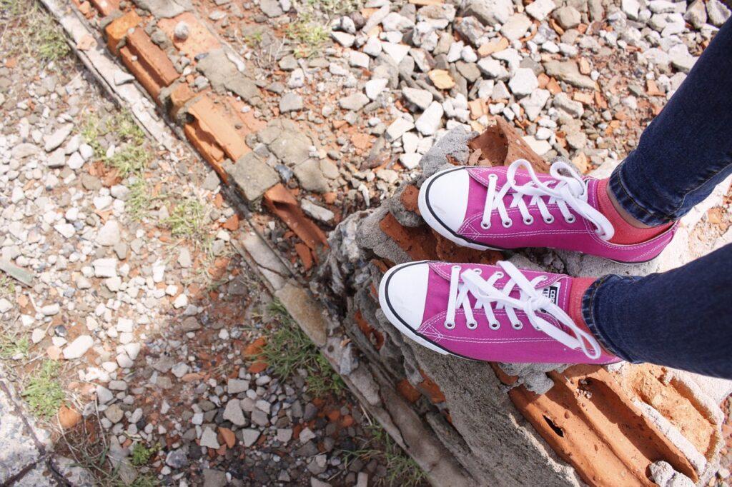 violet summers Sneakers