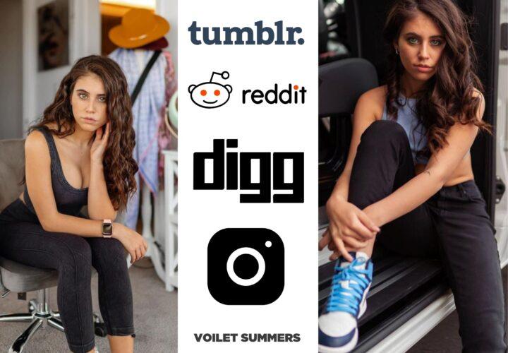 How Violet summers Became Top Celebrity?