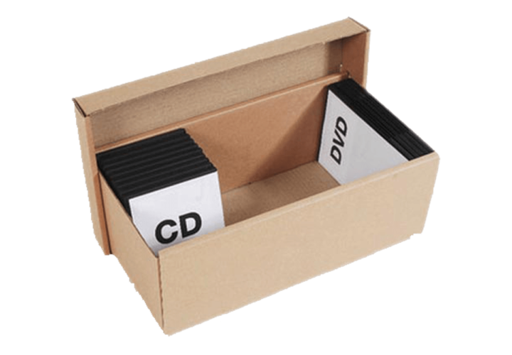 How you can find best online CD/ DVD Storage Boxes for your Brand