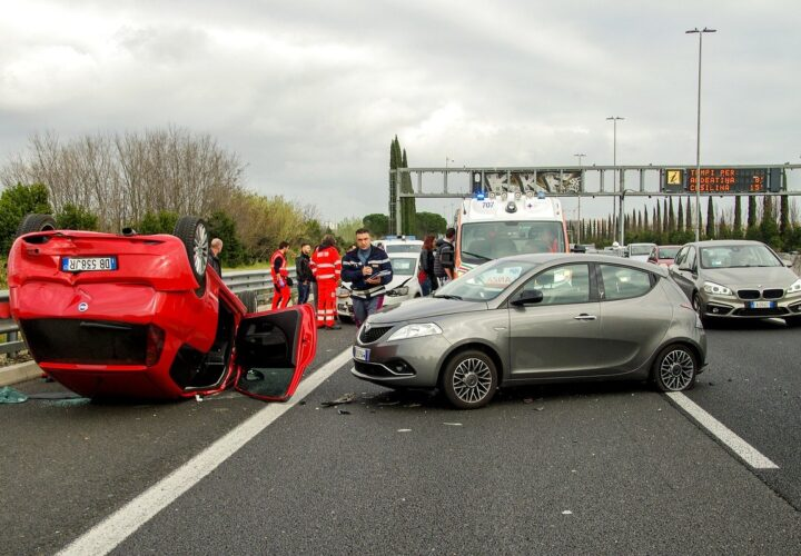 The Top 5 Causes of Car Accidents in the United States