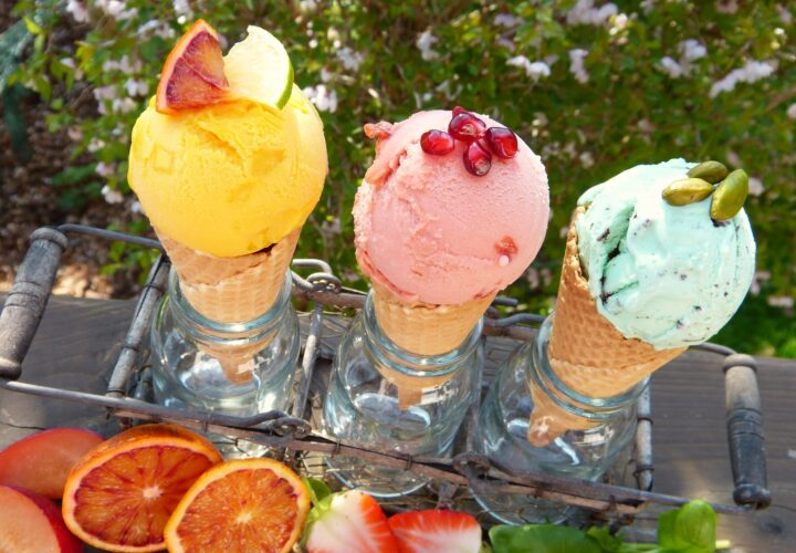 Taste The Elixir Of Purity From The Best Ice Cream Makers Of Delhi