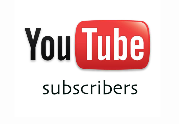 Buy YouTube Subscribers to Increase YouTube Channel Reputation