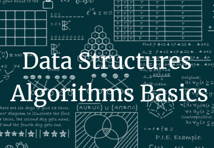 Learn Basic Information Of Algorithms & Data Structure online training