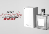 Great Perfume Packaging shows your strategy makes a Successful Business