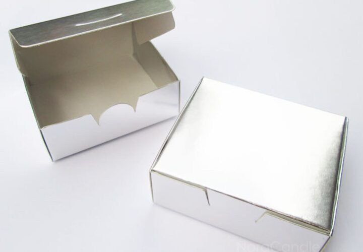 How to Make Your Business a Brand with Custom Silver Foil Boxes