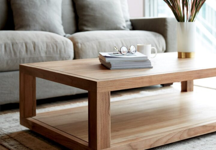 Choosing Between Various Types of Wooden Furniture