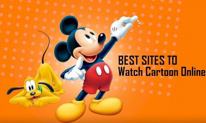 For Watching Cartoons Online from Anywhere and Anytime