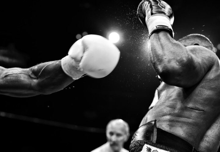 Does Shadow Boxing with weights make you faster?