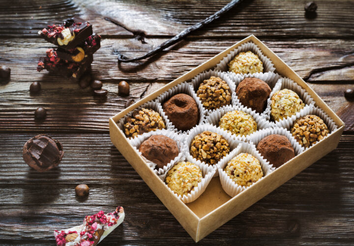 How Can You Promote Your Business Through Truffle Boxes