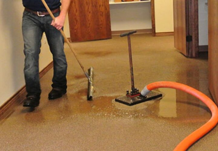 Why Hire Professionals for Flooded Wet Carpet Cleaning?