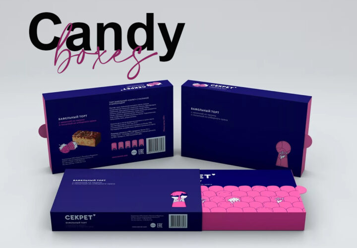 6 Intelligent Ways To Save Money With Candy Boxes Wholesale