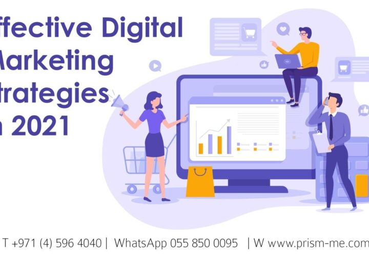 Digital Marketing Strategies that are Effective