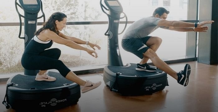 How To Use Power Plate Vibration Machine?