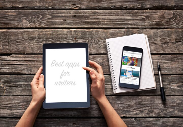 Top 4 Apps to Become a Better English Writer