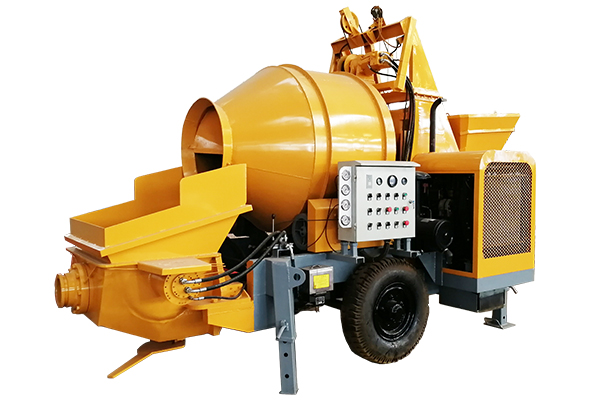 ALL YOU NEED TO KNOW ABOUT CONCRETE PUMPS WITH MIXER: OPERATION AND PROCEDURE.