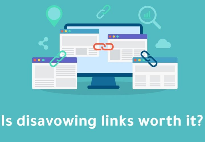 Is it okay to disavow links that are stealing the valuable rankings with syndicated content?
