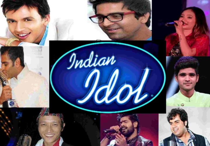 Indian Idol Winners List from Season 1 to Season 11
