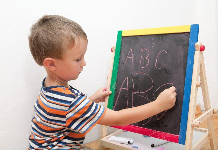 Why You Should Teach Your Child Correct Letter Formation