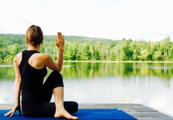Best Online Prenatal Yoga Training Class