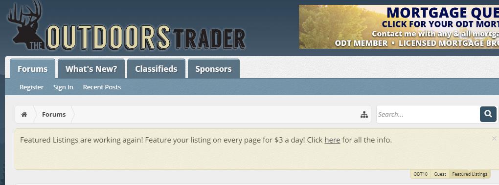 outdoor trader