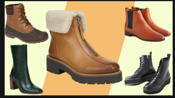 How to wear well-lined boots?