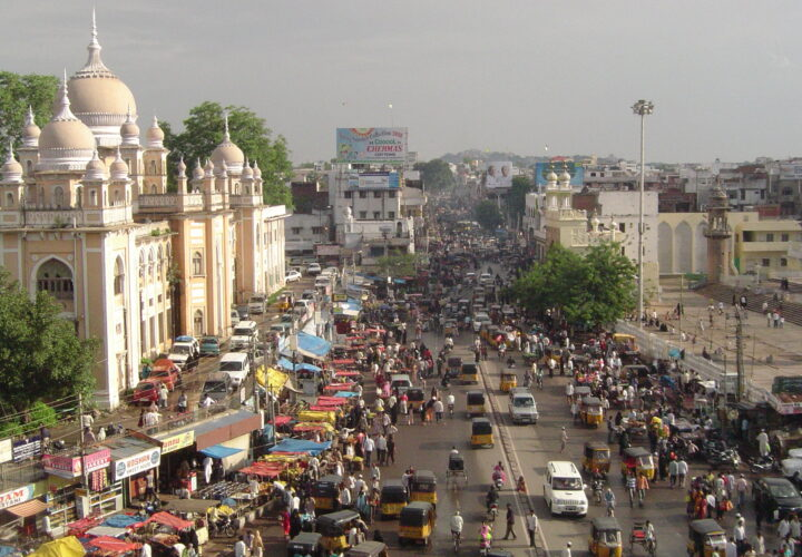 Amazing places to visit in Hyderabad
