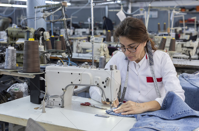 A Beginner's Guide to Industrial Sewing Machines