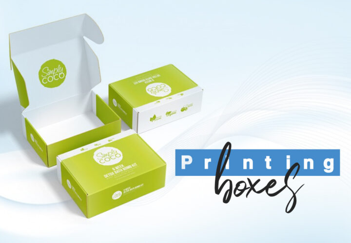 Tips to Design Printing Box for your Brand