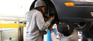 Automotive repair classes