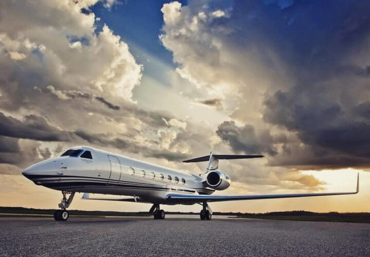Top 7 Places to Visit on Private Jet