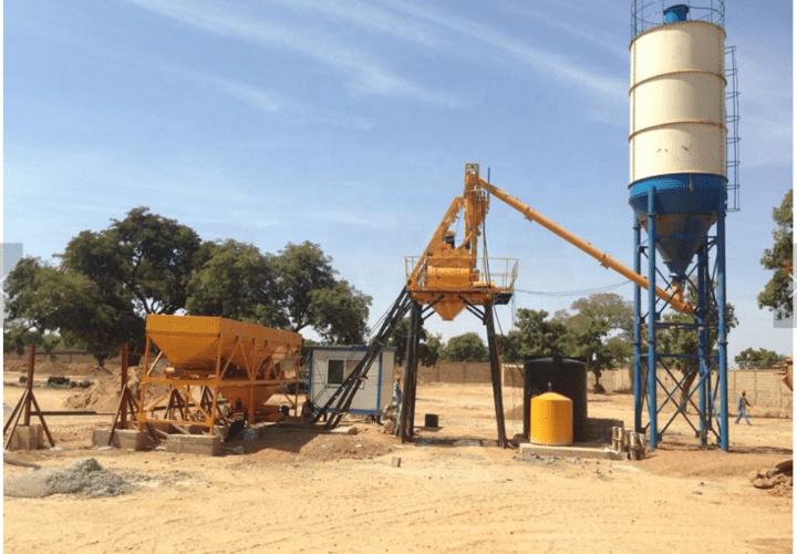 Automatic Control Systems Improve Concrete Plant Profitability