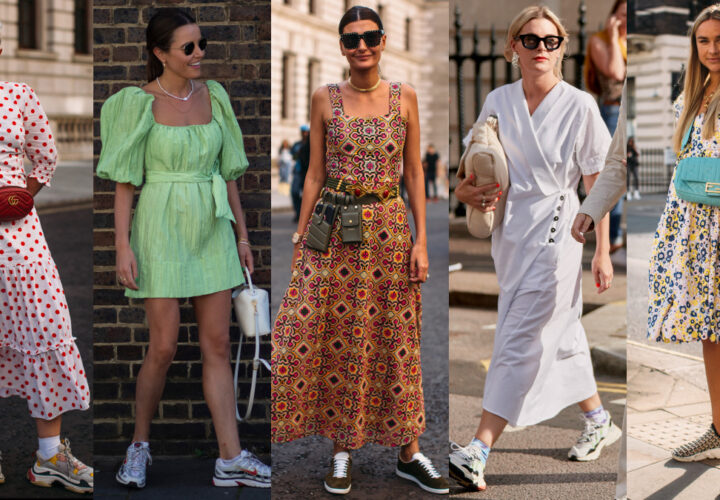 How to wear London street style clothes straight from the London fashion week runway