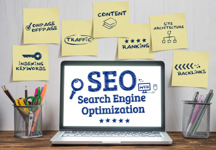 Ways for improving site ranking by SEO: