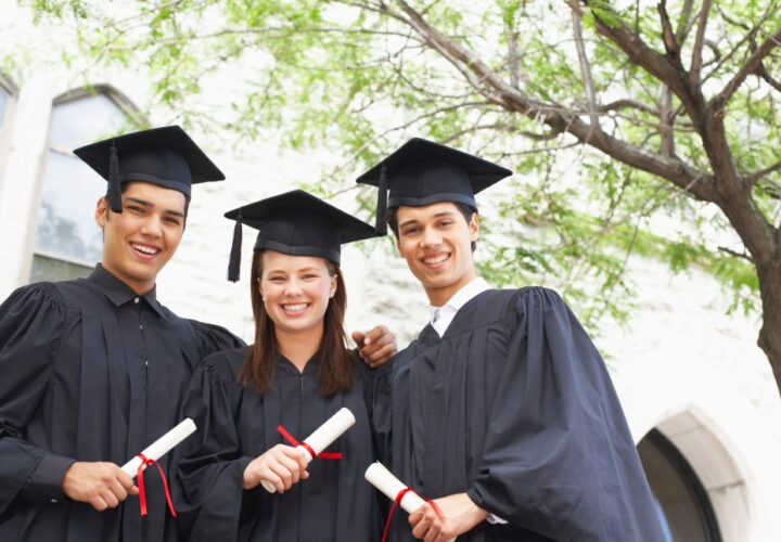 Relationship Between Education and Academic Awards
