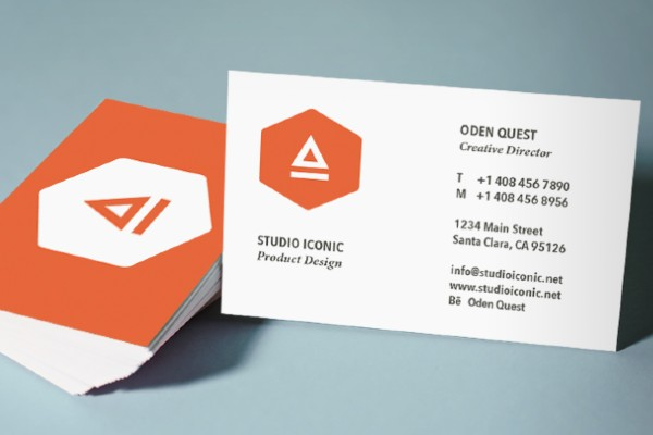 How To Design A Business Card: 10 Top Tips