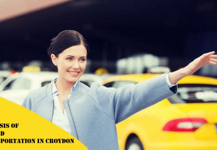 Analysis of Rented Transportation in Croydon