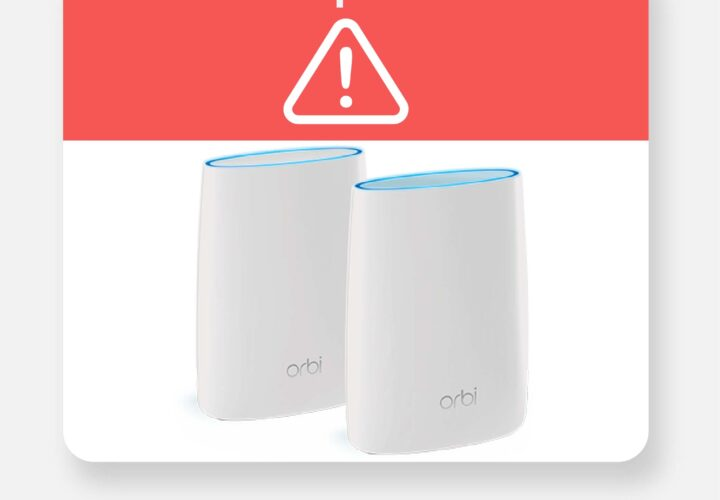 Netgear Orbi Firmware Update Failed? Here's How to Fix the Issue!