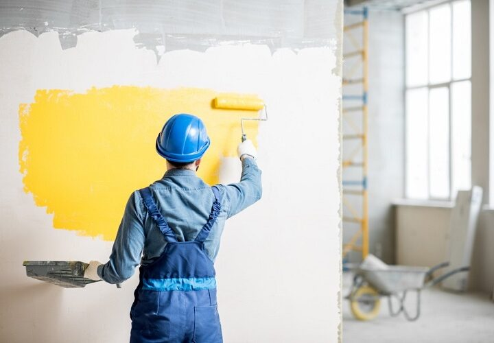 3 Big Benefits of Hiring a Painting Contractor