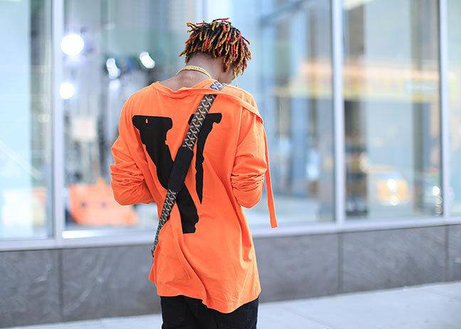 Vlone summer clothing