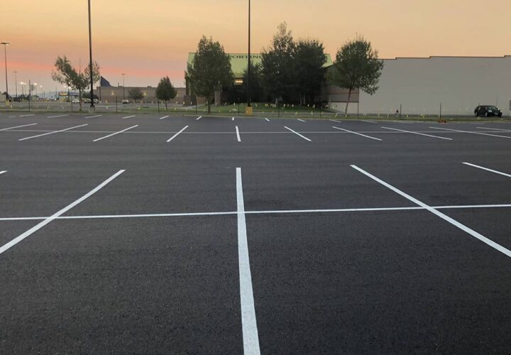 Why Asphalt is the Preferred Pavement for a Parking Lot