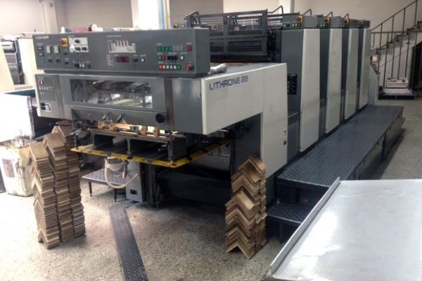 Why Buying Used Komori Offset Printing Machines are Considered Beneficial?