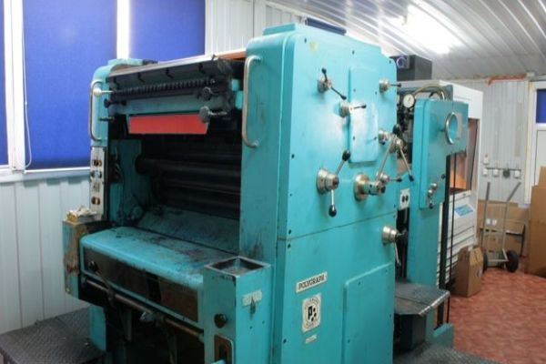 Know In-Depth Information About the Used Planeta Offset Printing Machine